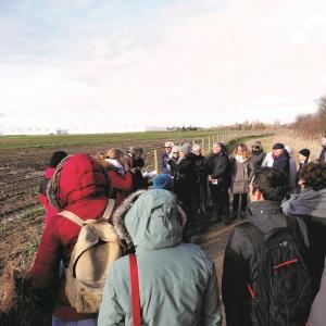 Entre ville et champs : le plateau de Saclay