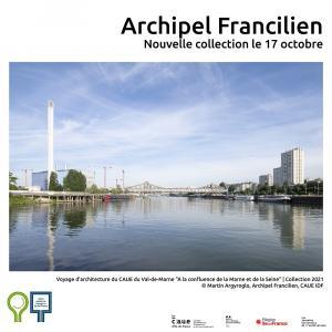 À la confluence de la Marne et de la Seine - Archipel francilien