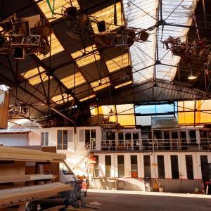 Villa Mais d'Ici, ancienne usine de charbon : visite d'atelier d'architecture