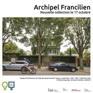 Sceaux, Modernités 1950-1965 - Archipel francilien