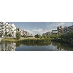 Balade commentée du Trapèze, un éco-quartier au fil de l'eau