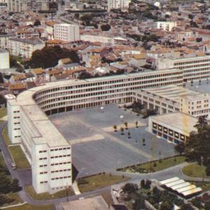 La cité scolaire Jean Jaurès et la cité industrielle Mozinor - Journées de l'architecture