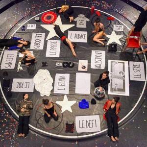 Des coulisses au spectacle : Circus remix - Le troisième cirque à l'Académie Fratellini